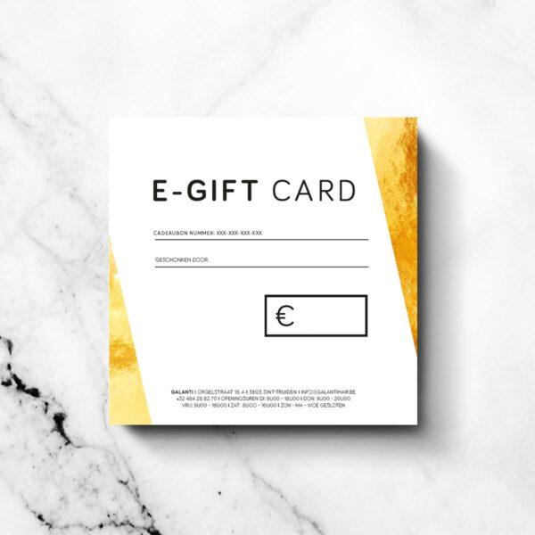 E-Gift Card - Galanti